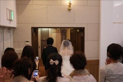 結婚式 in 会津若松